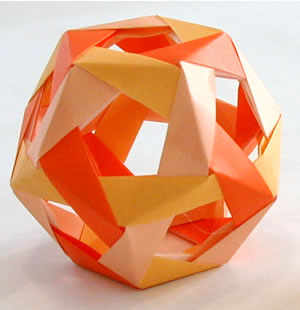 1. But still good for him.  But now what will he do.  Try this dodecahedron.